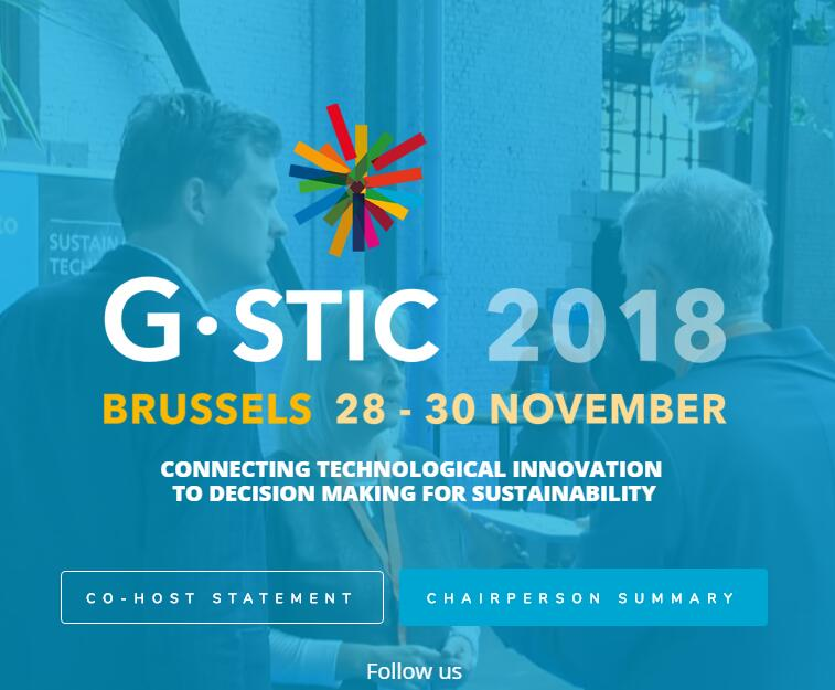 BABO on the G-STIC conference 2018