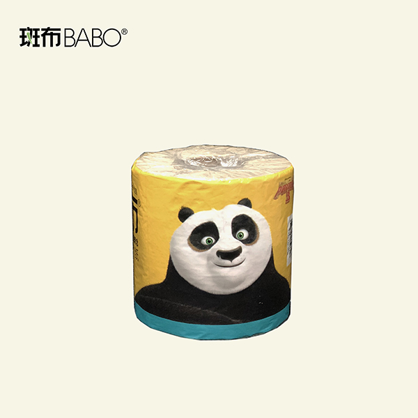 BABO Kung Fu Panda Series Toilet Paper Featured Image
