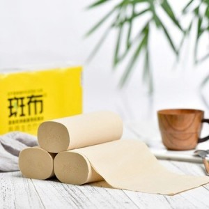 Bamboo Coreless Paper Roll