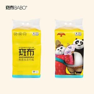 BABO Kung Fu Panda Series Facial Tissue