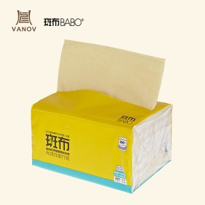 BABO  Facial Tissue 3 ply 100 Count 4-Pack